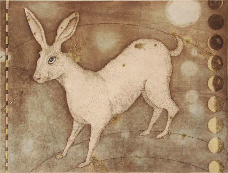 Lepus the Hare by Tallmadge Doyle - Davidson Galleries