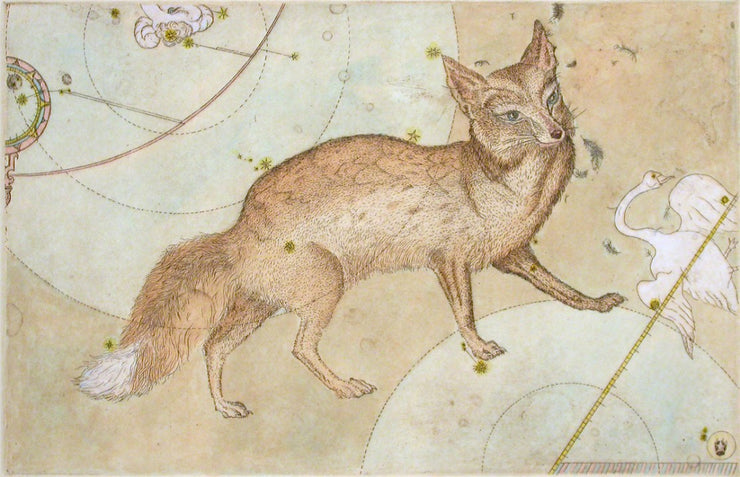 Vulpecula the Fox by Tallmadge Doyle - Davidson Galleries