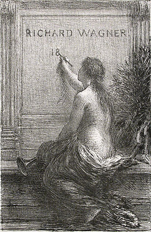 Immortalite by Henri Fantin-Latour - Davidson Galleries