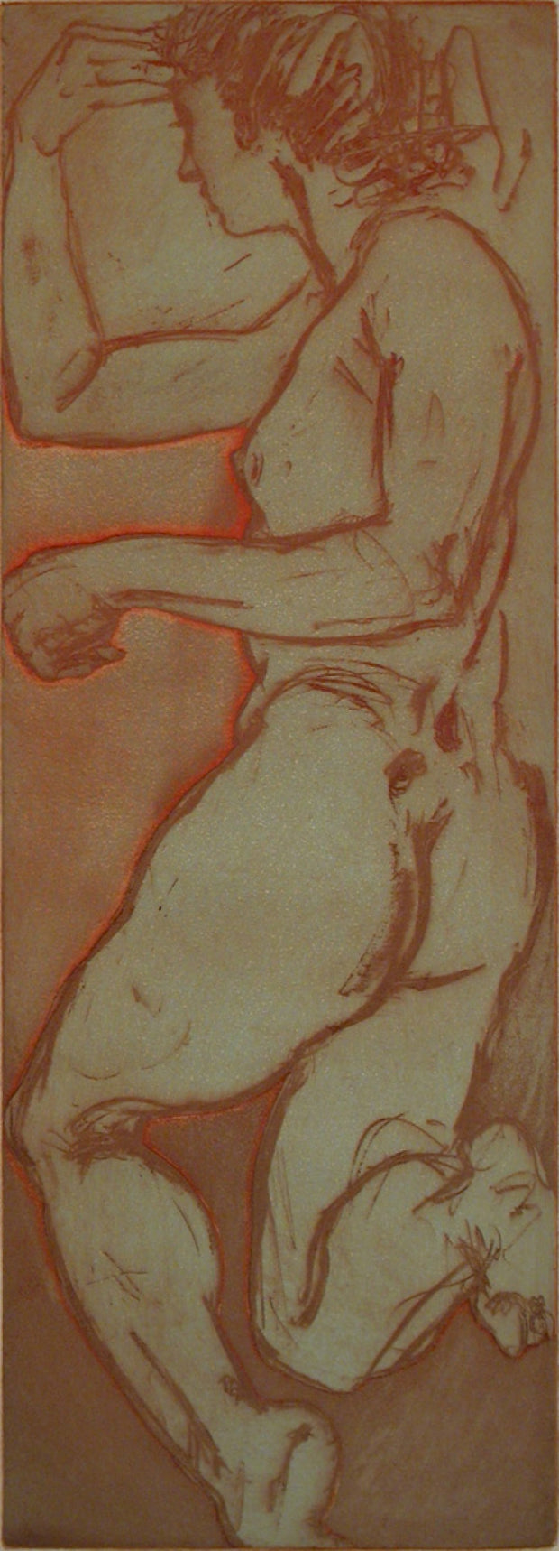 Floating World Suite: Figure 13 by Mary Farrell - Davidson Galleries