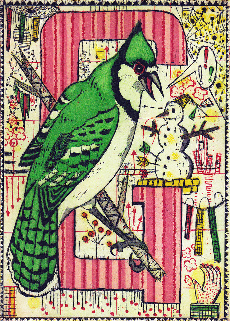G by Tony Fitzpatrick - Davidson Galleries