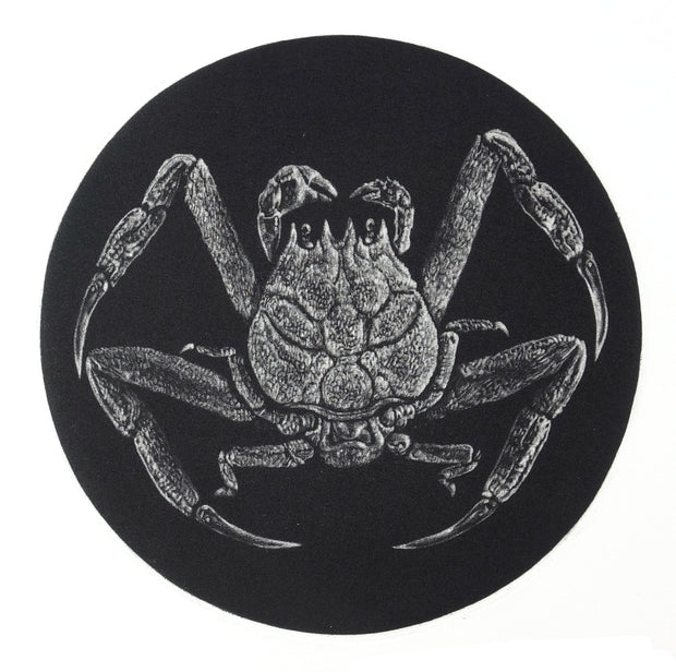 Samurai Crab (small) by Trevor Foster - Davidson Galleries