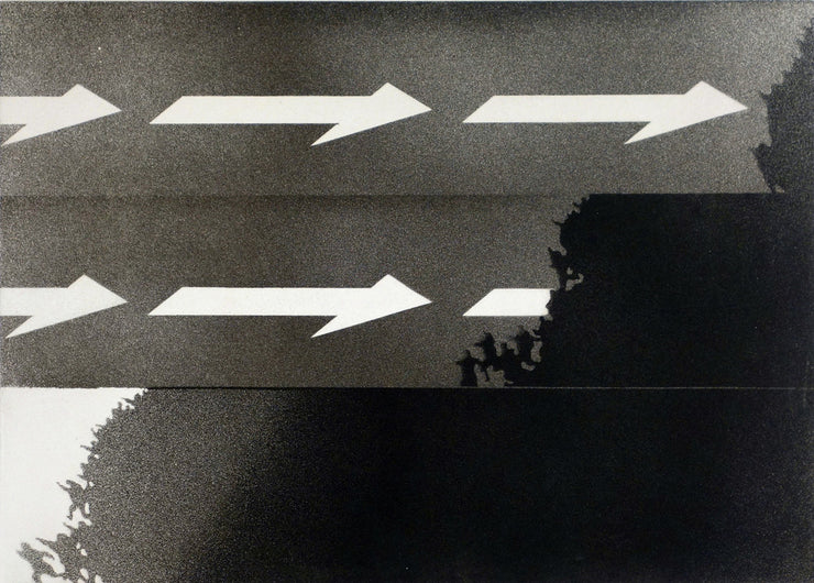 El Lugar Y El Tiempo (Time and Place) (Suite of 10 mixed etchings) by Juan Genovés - Davidson Galleries