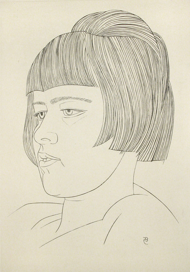 Rachel Rothenstein by Eric Gill - Davidson Galleries