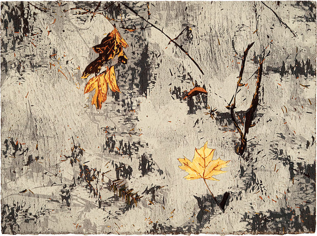 Frozen Leaves by Jean Gumpper - Davidson Galleries