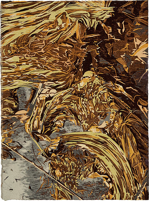 Swirling Bark by Jean Gumpper - Davidson Galleries
