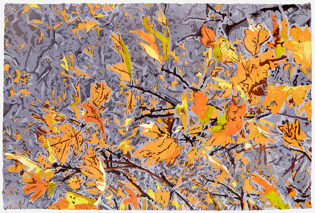 Fall Wind by Jean Gumpper - Davidson Galleries
