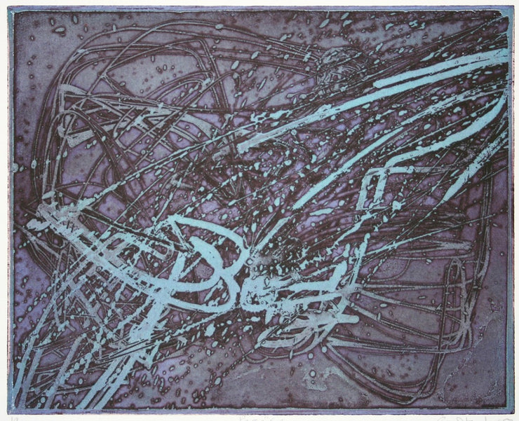 Perseides by Stanley William Hayter - Davidson Galleries