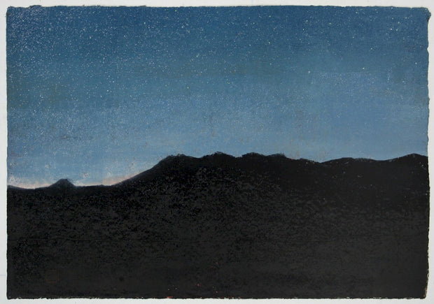 Sacred Mountains 1 by Seiichi Hiroshima - Davidson Galleries