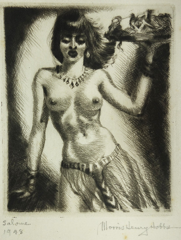 Salome by Morris Henry Hobbs - Davidson Galleries