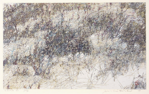 Withered Grass B by Joichi Hoshi - Davidson Galleries