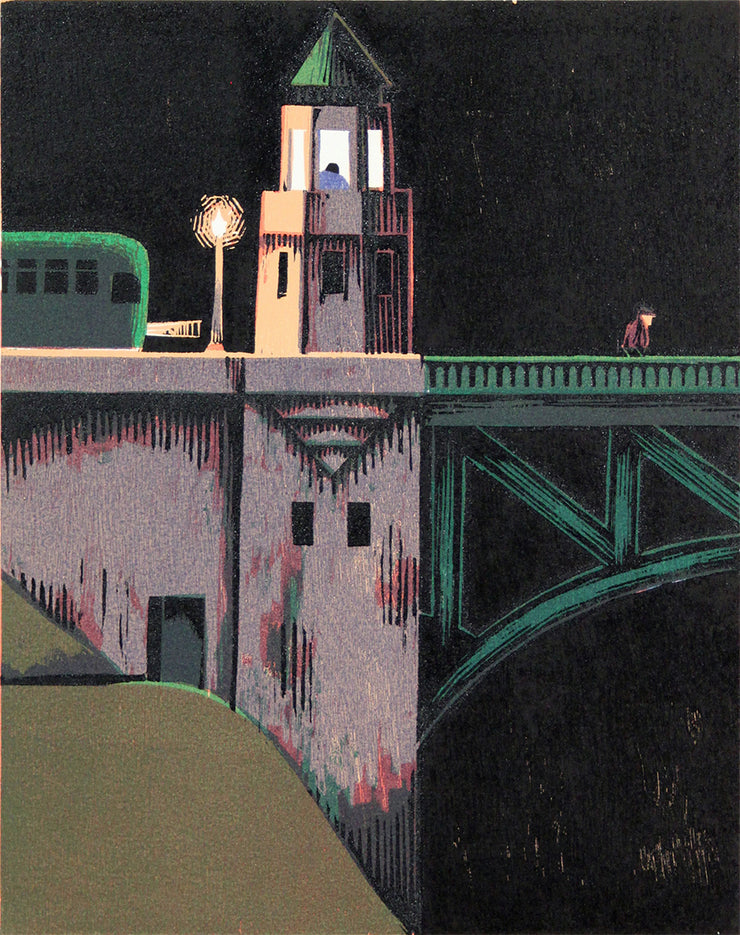 Bridge by Lockwood Dennis - Davidson Galleries