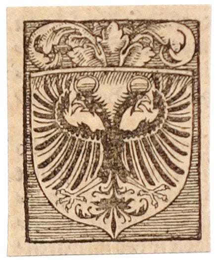 Imperial Double-Headed Eagle Of The Holy Roman Empire by Incunabula - Davidson Galleries
