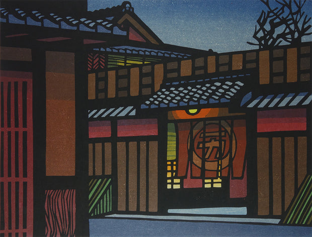 Ichiriki Evening by Clifton Karhu - Davidson Galleries