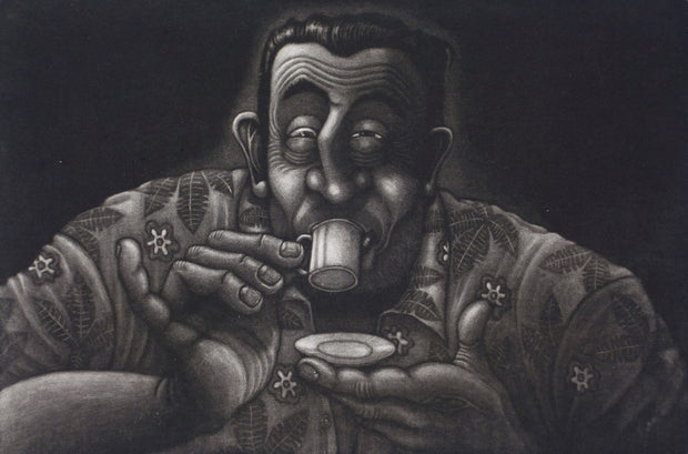 Espresso by Martin James Langford - Davidson Galleries