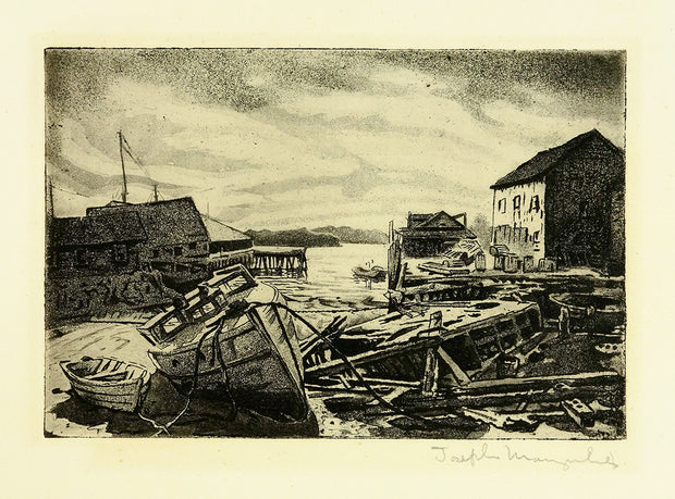 After the Storm by Joseph Margulies - Davidson Galleries
