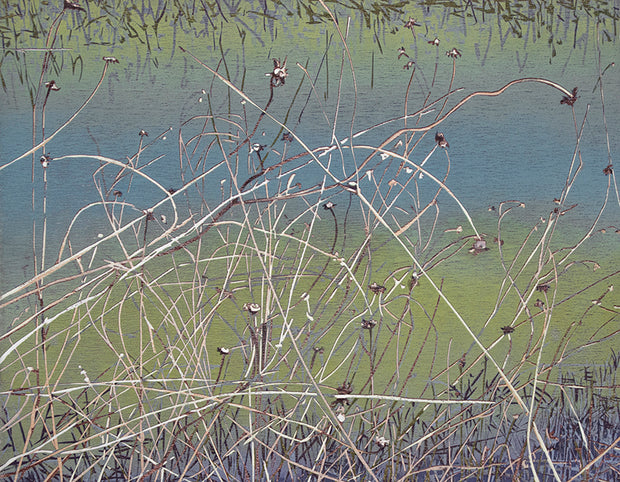 Marsh Grass by Jean Gumpper - Davidson Galleries