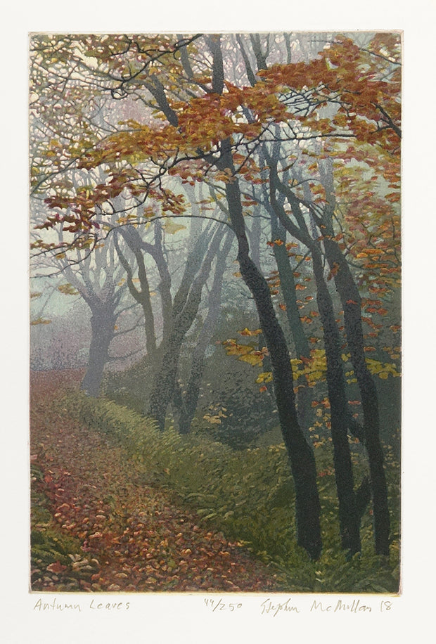 Autumn Leaves by Stephen McMillan - Davidson Galleries