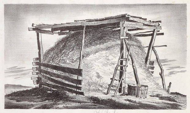 Hay Shed by John C. Menihan - Davidson Galleries