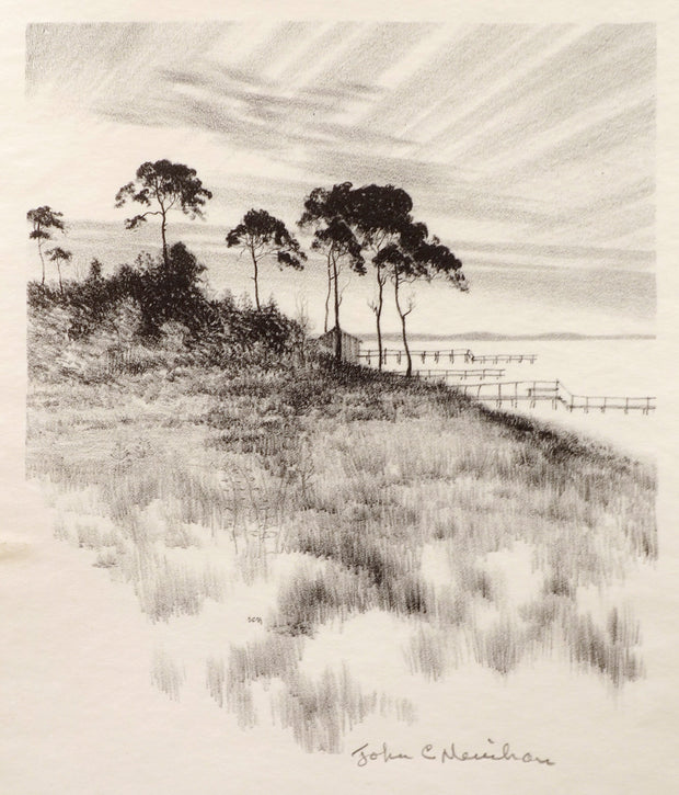 Pines At Osterville by John C. Menihan - Davidson Galleries