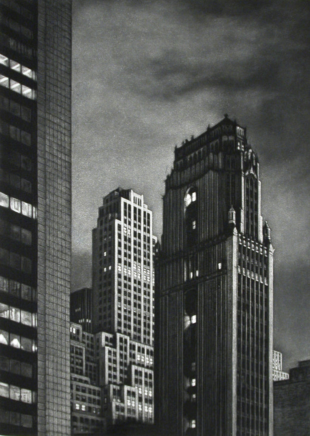 Gotham by Frederick Mershimer - Davidson Galleries