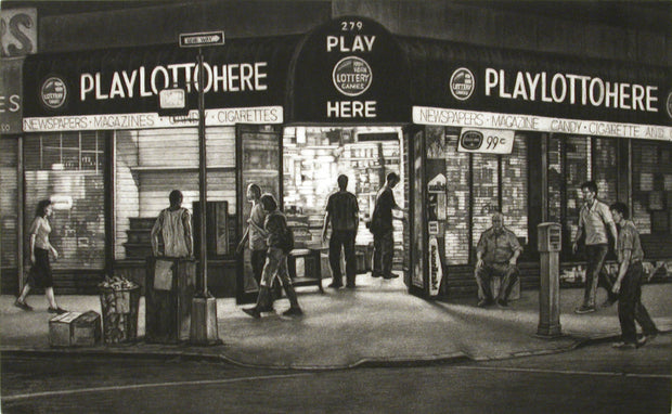 Play Here by Frederick Mershimer - Davidson Galleries