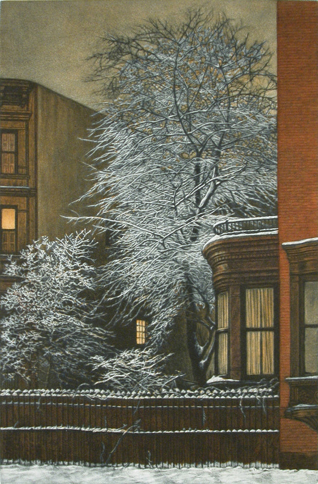 Winter Garden by Frederick Mershimer - Davidson Galleries