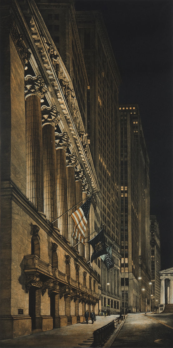 High Finance by Frederick Mershimer - Davidson Galleries