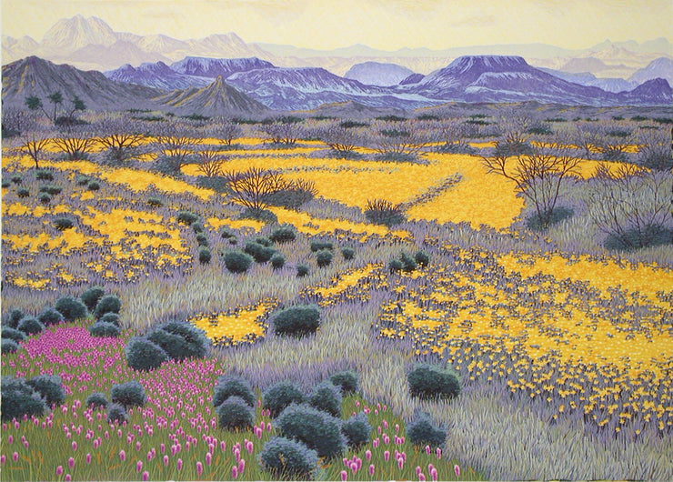 Arizona Gold by Gordon Mortensen - Davidson Galleries