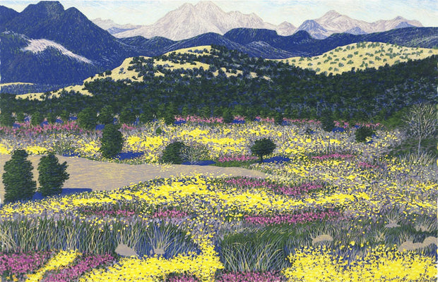 Arizona Flowers by Gordon Mortensen - Davidson Galleries