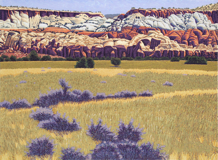 Near Ghost Ranch by Gordon Mortensen - Davidson Galleries