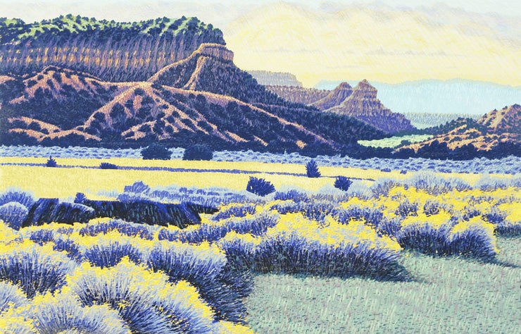 New Mexico by Gordon Mortensen - Davidson Galleries
