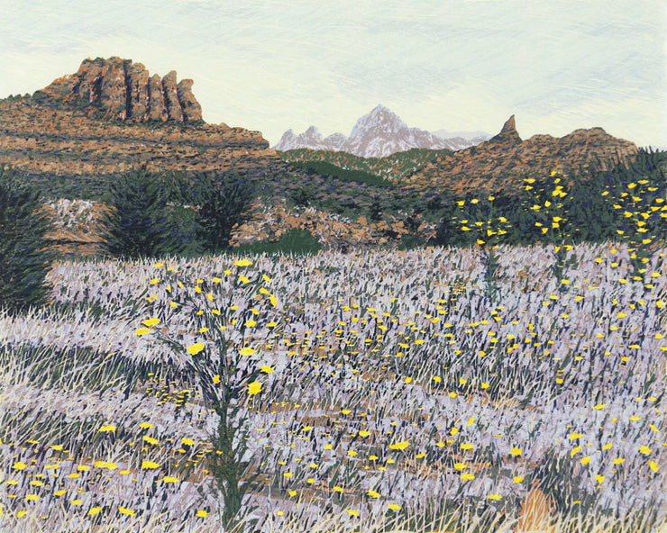 Sedona Gold by Gordon Mortensen - Davidson Galleries
