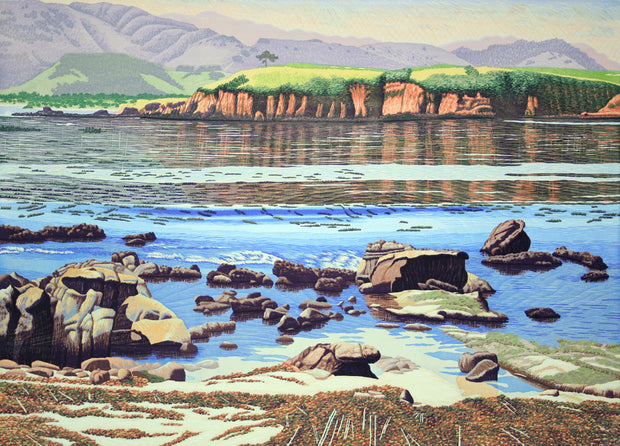 Stillwater Cove by Gordon Mortensen - Davidson Galleries