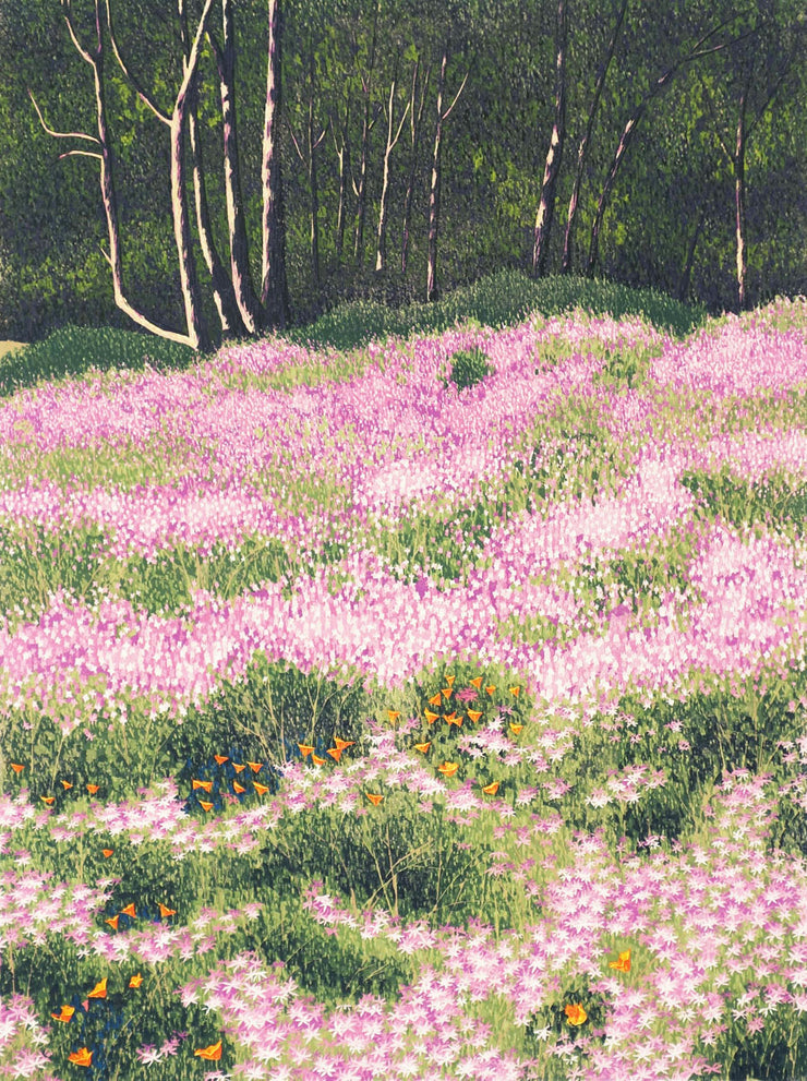 Wild Phlox by Gordon Mortensen - Davidson Galleries