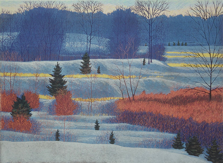Late Winter by Gordon Mortensen - Davidson Galleries