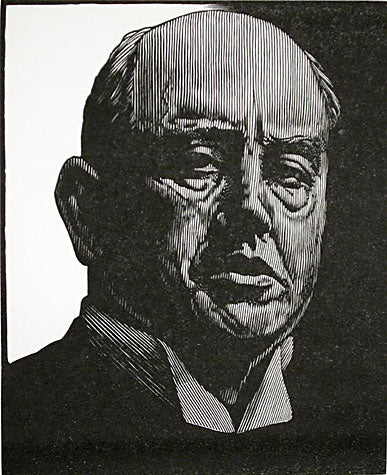 Henry James by Barry Moser - Davidson Galleries