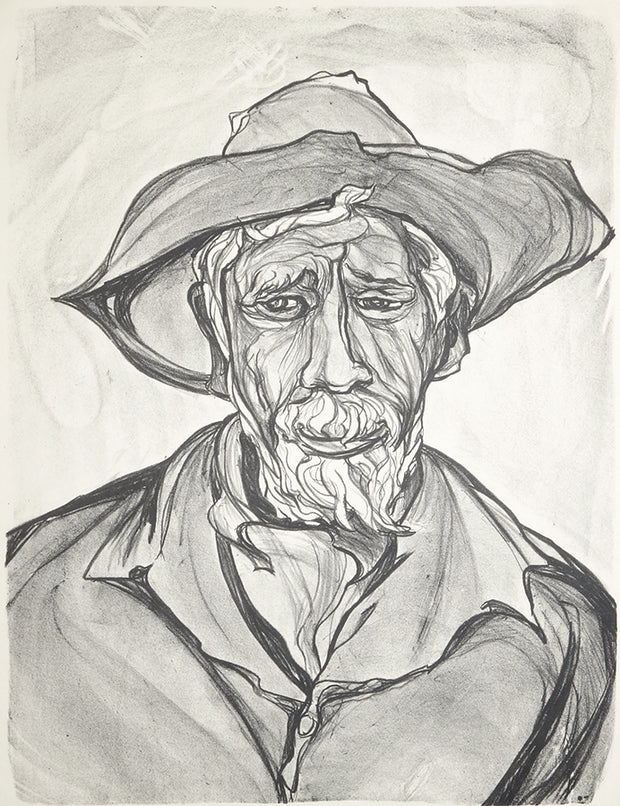 El Viejo by Pablo O'Higgins - Davidson Galleries