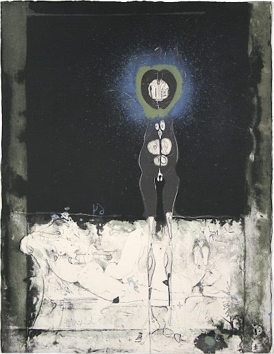 Per Aspera Ad Astra (Through Difficulties to the Stars) by Paul Wunderlich - Davidson Galleries