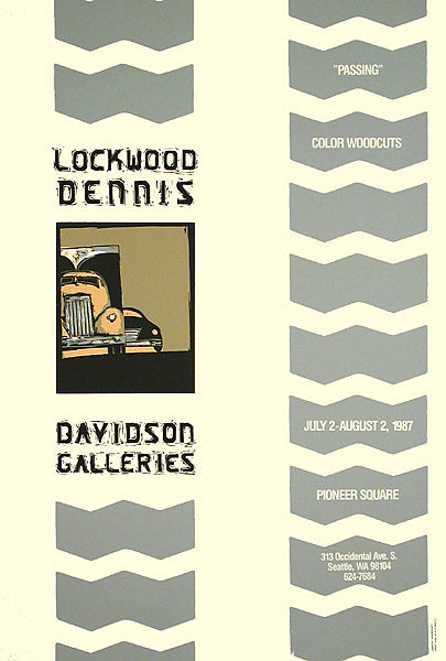Passing Poster by Lockwood Dennis - Davidson Galleries