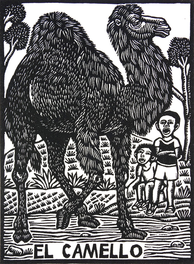El Camello (The Camel) by Artemio Rodriguez - Davidson Galleries