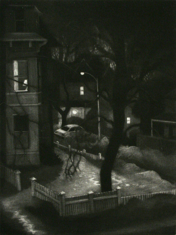 Nuit Americaine - Brookline MA by Judith Rothchild - Davidson Galleries