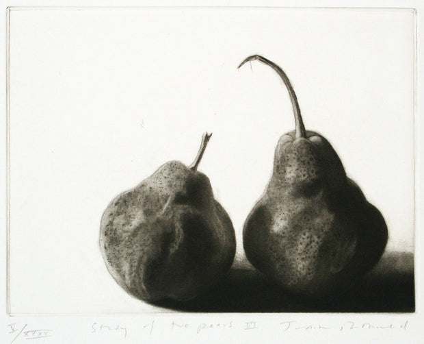 Study of Two Pears VI by Judith Rothchild - Davidson Galleries