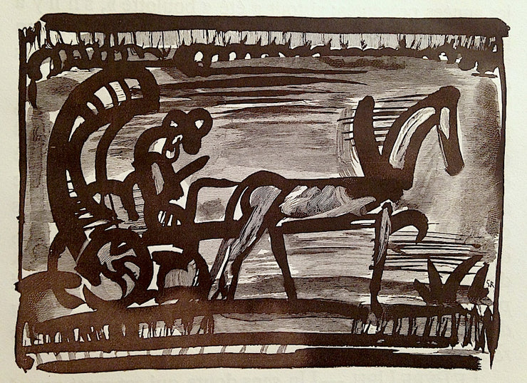 Untitled by Georges Rouault - Davidson Galleries