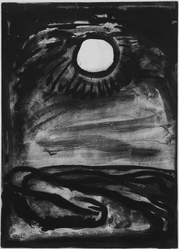 Plate 29. Chantez matines, le jour renaît (Sing in the morning, a new day is born) by Georges Rouault - Davidson Galleries