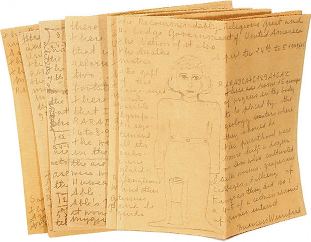 Asylum Manuscripts by Princess Winifred - Davidson Galleries