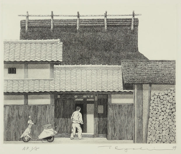Back Entrance by Ryohei Tanaka - Davidson Galleries