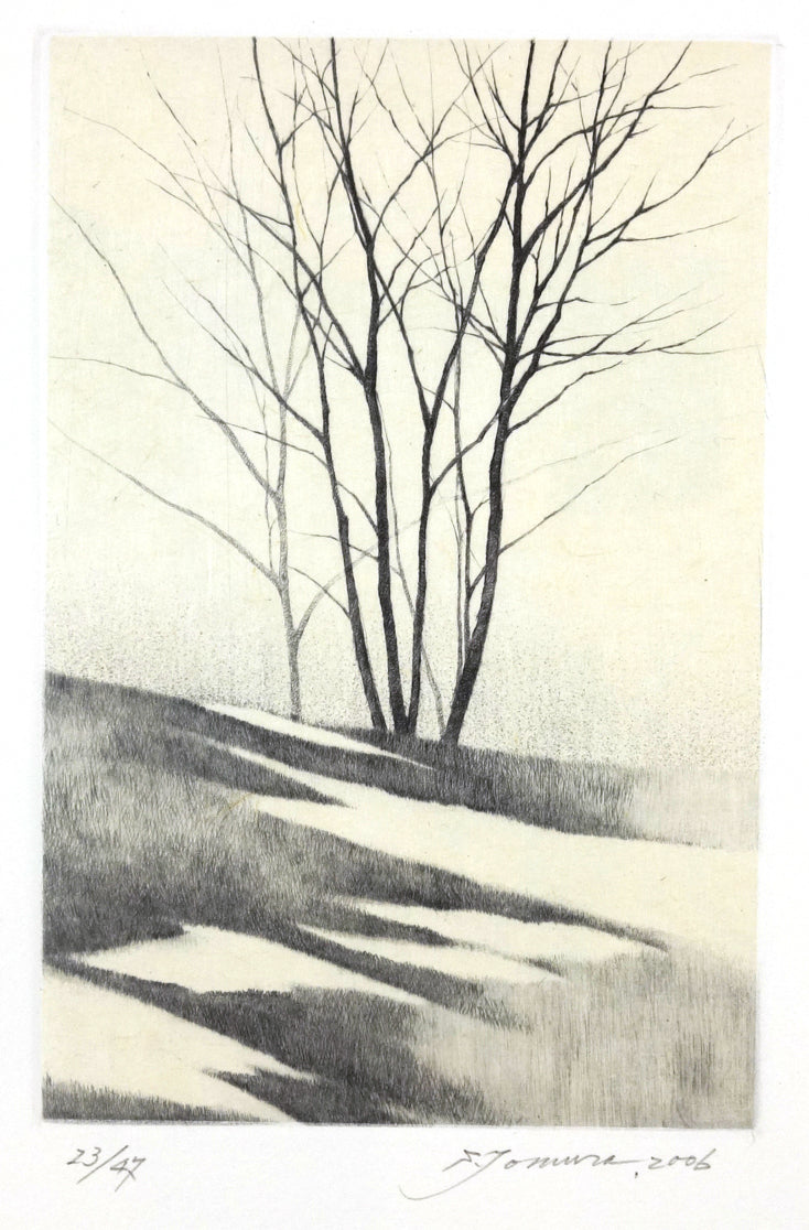 End of Winter I by Shigeki Tomura - Davidson Galleries