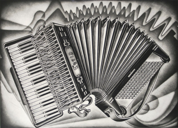 Zydeco Vertigo by Carol Wax - Davidson Galleries