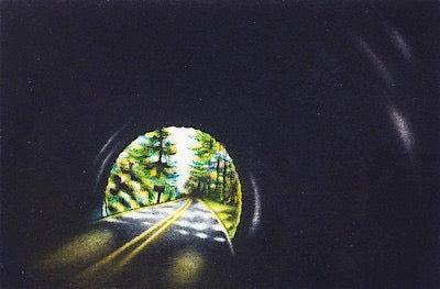 Tunnel Vision by Carol Wax - Davidson Galleries